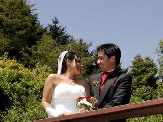 El matrimonio de Luis y Pamela 1