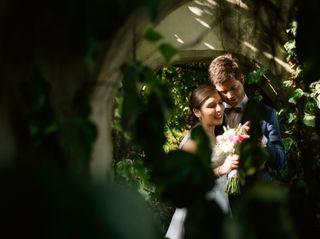 El matrimonio de Andrea y Juan Francisco 1