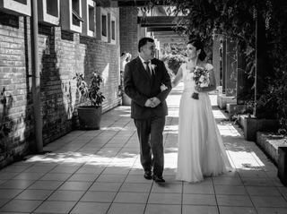 El matrimonio de Andrea y Juan Francisco 3