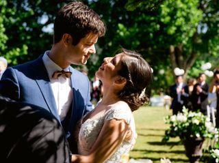 El matrimonio de Andrea y Juan Francisco