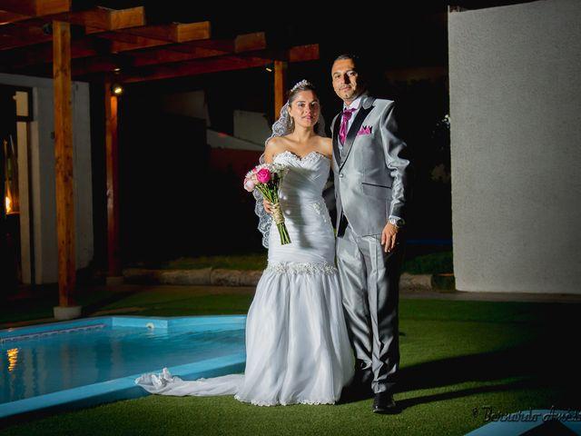 El matrimonio de Nashmia y Roberto