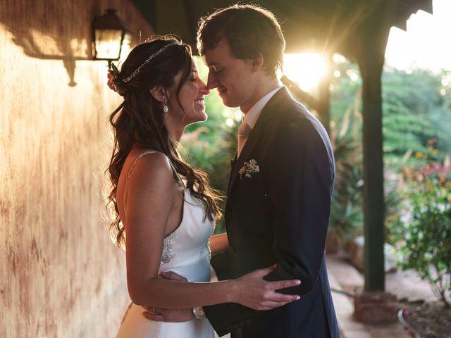 El matrimonio de Josefina  y John