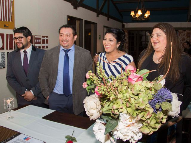 El matrimonio de KATHY y IVAN en Punta Arenas, Magallanes 2