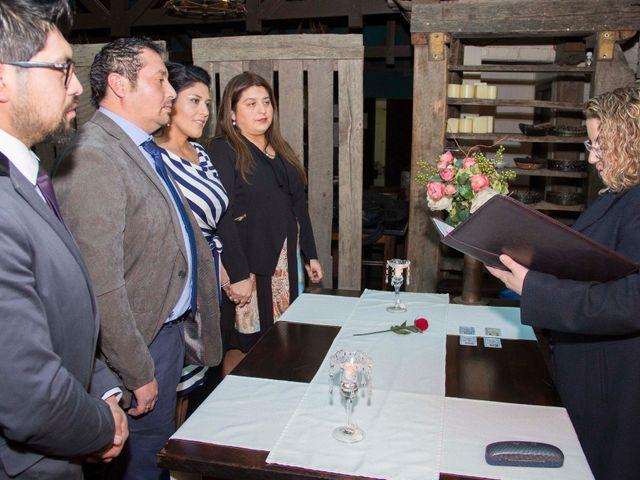 El matrimonio de KATHY y IVAN en Punta Arenas, Magallanes 4