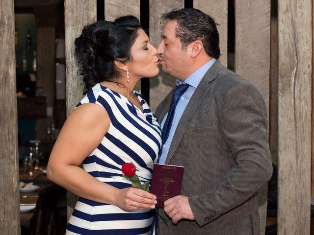 El matrimonio de KATHY y IVAN en Punta Arenas, Magallanes 14