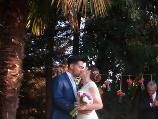 El matrimonio de Evangelina y Jerson 2