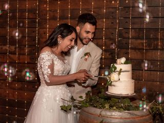 El matrimonio de Vale y Isra 2