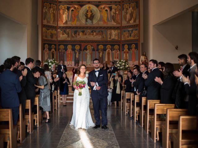 El matrimonio de Soledad y José Ignacio