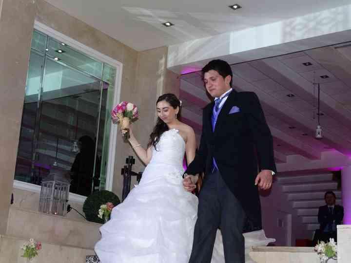 El matrimonio de Ingrid y Jorge
