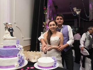 El matrimonio de Ingrid y Jorge 2