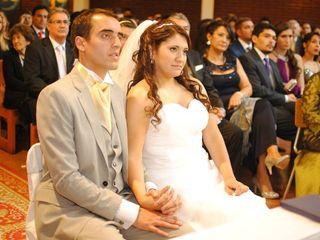 El matrimonio de Catalina y Felipe