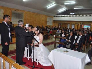 El matrimonio de Patricio y Celeste 3