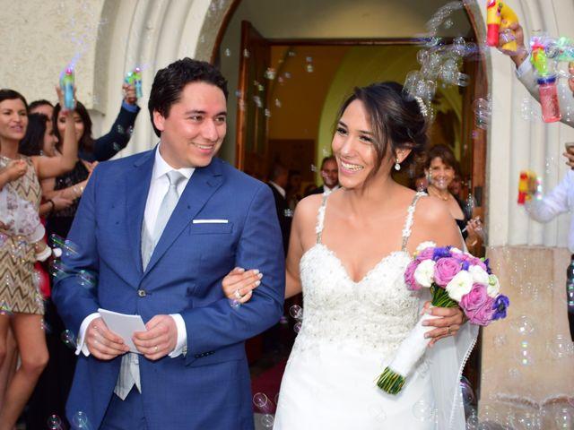 El matrimonio de Lucia y Gerardo
