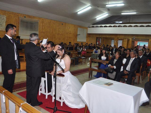 El matrimonio de Celeste y Patricio en Puchuncaví, Valparaíso 1
