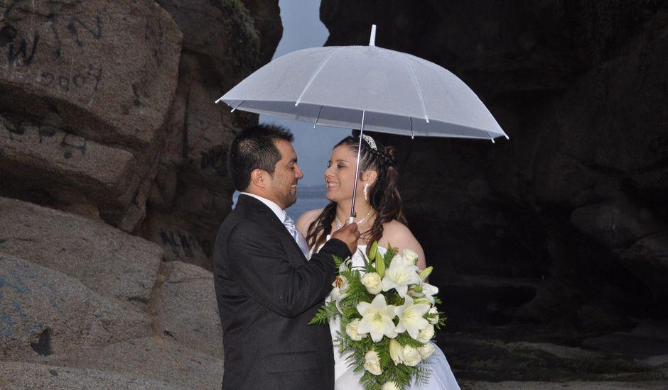 El matrimonio de Celeste y Patricio en Puchuncaví, Valparaíso
