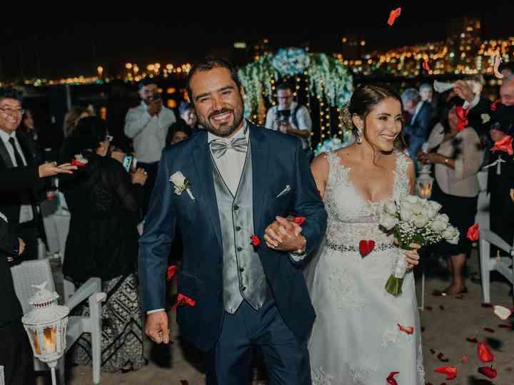 El matrimonio de Jessica y Mauro