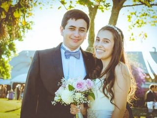 El matrimonio de Ingeborg y Diego