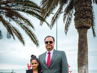 El matrimonio de Carlos y Maria Jose 2