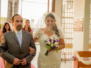 El matrimonio de Claudia y Pablo 2