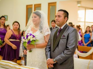 El matrimonio de Claudia y Pablo 3