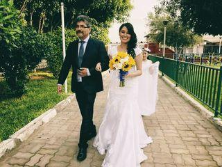 El matrimonio de Dayanna y Jason 1