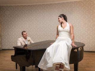 El matrimonio de Francisca y Cristopher