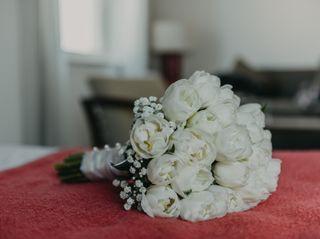 El matrimonio de Jessica y Mauro 1