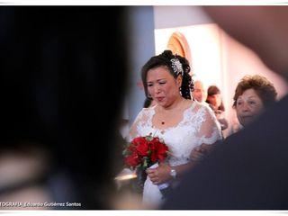 El matrimonio de Rosa y Juan 2