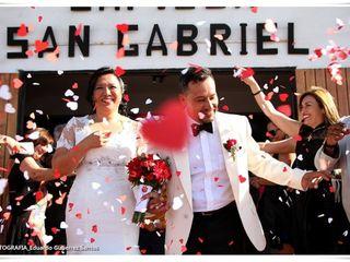 El matrimonio de Rosa y Juan