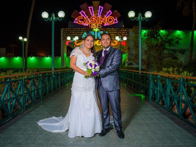 El matrimonio de Claudia y Pablo