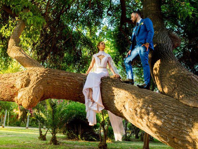 El matrimonio de Gabriela y Pablo