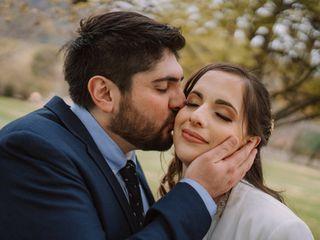 El matrimonio de Verónica y Andrés 2