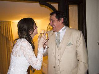 El matrimonio de Mariela  y Iván  1