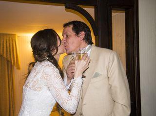 El matrimonio de Mariela  y Iván  2
