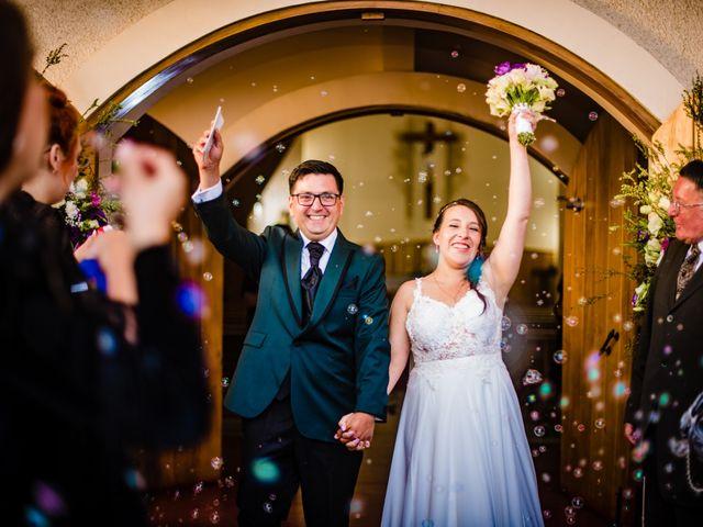 El matrimonio de Gabriela y Felipe