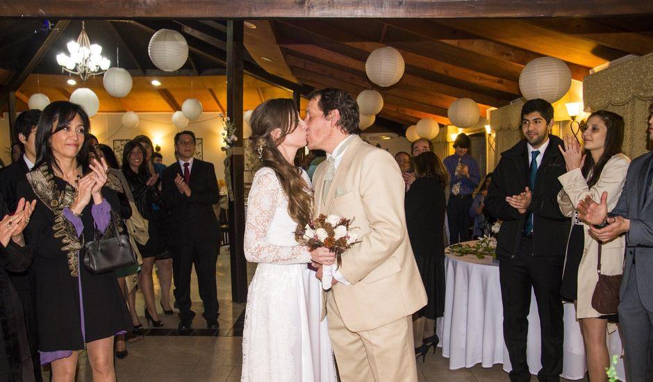 El matrimonio de Iván  y Mariela  en Punta Arenas, Magallanes