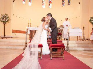 El matrimonio de Evelyn y Alexis 3