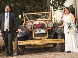 El matrimonio de Macarena y Fabián