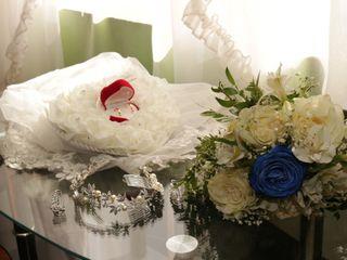 El matrimonio de Andrea y Marcelo 2