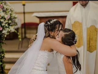 El matrimonio de María Francisca  y Alvaro Ignacio  1