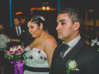 El matrimonio de Francisco  y Giselle