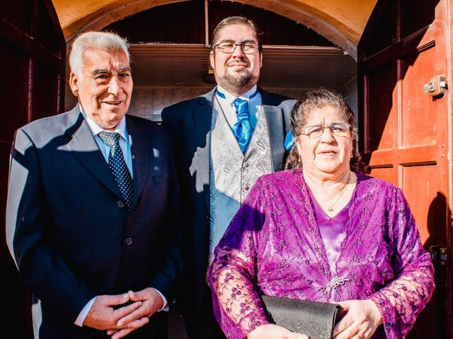 El matrimonio de Fabián y Macarena en Concepción, Concepción 30