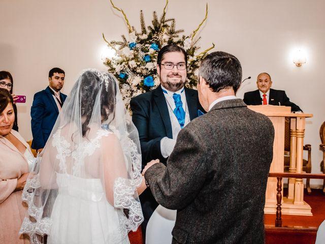 El matrimonio de Fabián y Macarena en Concepción, Concepción 46