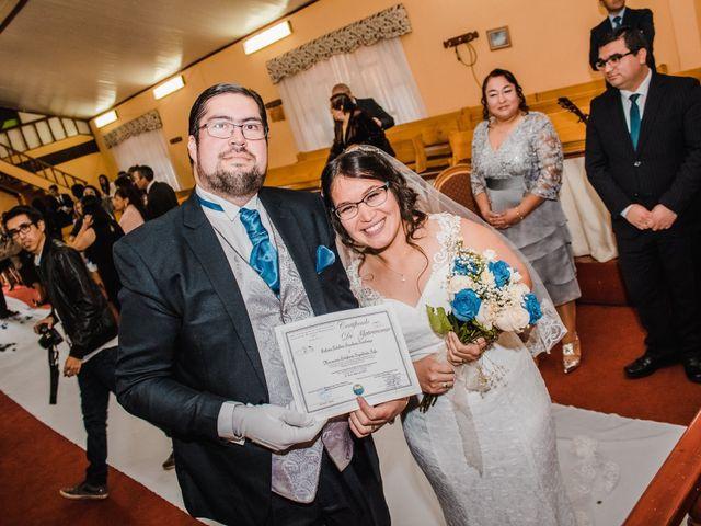 El matrimonio de Fabián y Macarena en Concepción, Concepción 57