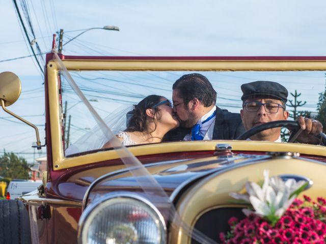 El matrimonio de Fabián y Macarena en Concepción, Concepción 71