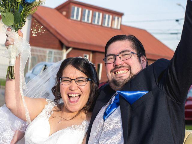 El matrimonio de Fabián y Macarena en Concepción, Concepción 72