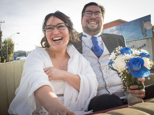El matrimonio de Fabián y Macarena en Concepción, Concepción 74