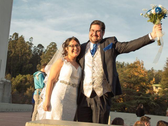 El matrimonio de Fabián y Macarena en Concepción, Concepción 79