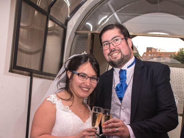 El matrimonio de Fabián y Macarena en Concepción, Concepción 86