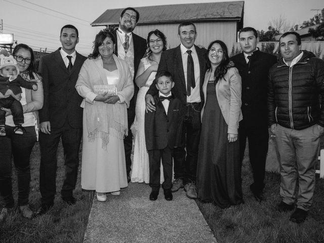 El matrimonio de Fabián y Macarena en Concepción, Concepción 87